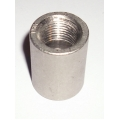 "BB 1/2"" NPT Coupling Stainless"