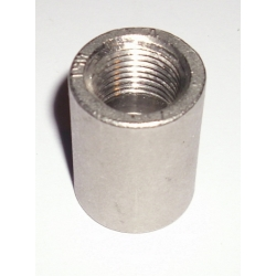 "1/2"" NPT Coupling Stainless"