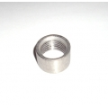 "1/2"" NPT HALF coupling Stainless"