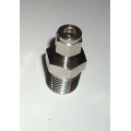 "1/2"" NPT x 1/4"" Tube Compression adapter"