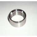 "1"" HALF coupling - NPT Stainless"