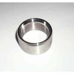 """1"""" HALF coupling - NPT Stainless"""