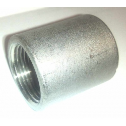 "1"" NPT Coupling  Stainless"