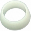 "1/2"" Delrin Sleeve - tube compression ferrule"