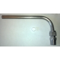 WELDED VERSION SIDE - Stainless Drain tube / pick up kit