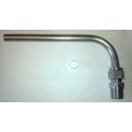 WELDED VERSION SIDE - Stainless Drain tube / pickup kit