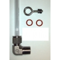 90 degree sight gauge add on / Welded kit