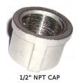 """1/2"""" NPT Cap"""