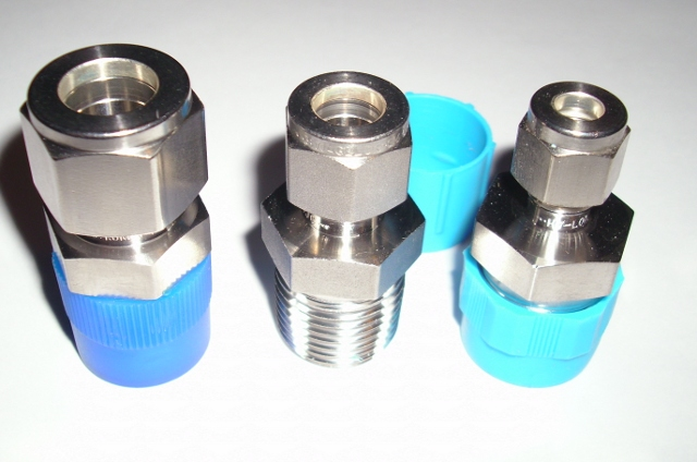 1 2 Quot Npt X 1 2 Quot Tube Compression Adapter Ss